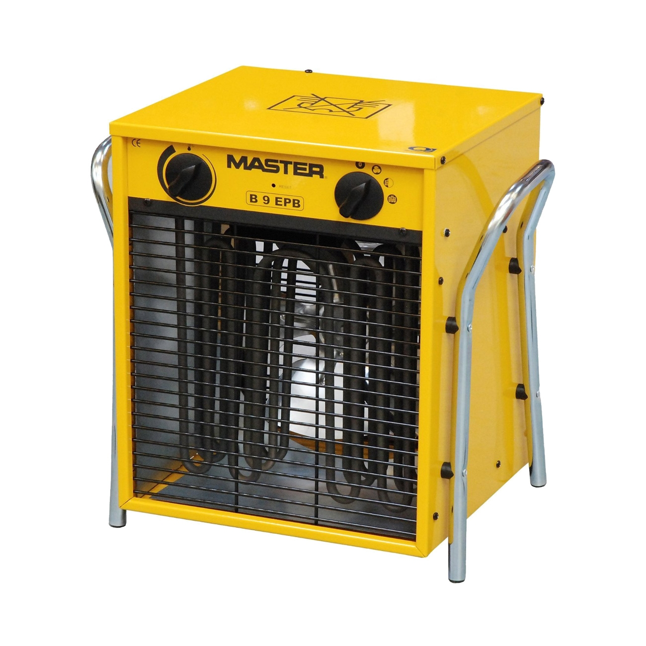Generador de aire caliente Master B9 EPB con ventilador