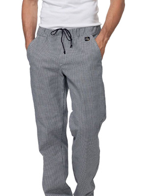 Pantalones de cocinero