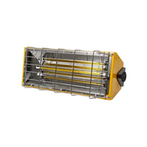 Calefactor infrarrojo eléctrico