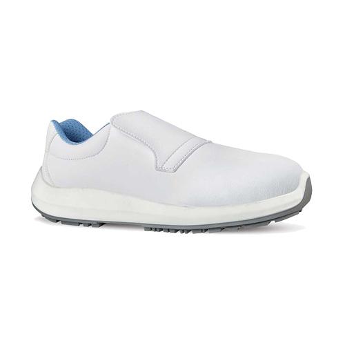 Zapatos de seguridad blancos