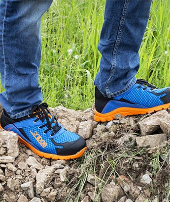 Zapatillas comodas y ligeras